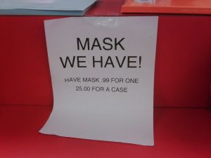 Mask We Have