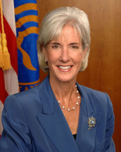 Kathleen Sebelius (HHS Photo)