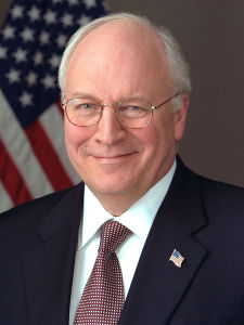 Vice President Dick Cheney (R)