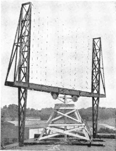 Early Experimental Radar