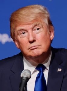 Donald Trump (by Michael Vadon [CC BY-SA 2.0])